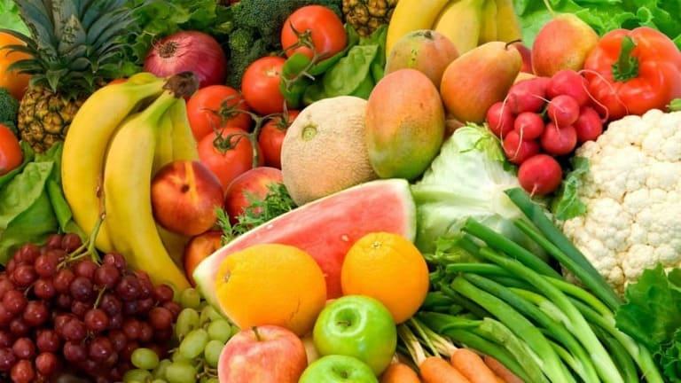 Mụn mủ bị vỡ - Bổ sung thêm các loại rau, củ, quả vào thực đơn ăn uống hàng ngày