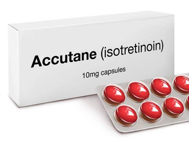 Isotretinoin được đánh giá là mang đến hiệu quả trị mụn cực kỳ tốt, đặc biệt là mụn nội tiết