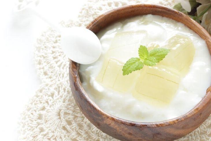 Sữa chua nha đam trị yếu sinh lý lại tăng sức đề kháng - vừa ngon vừa dễ làm