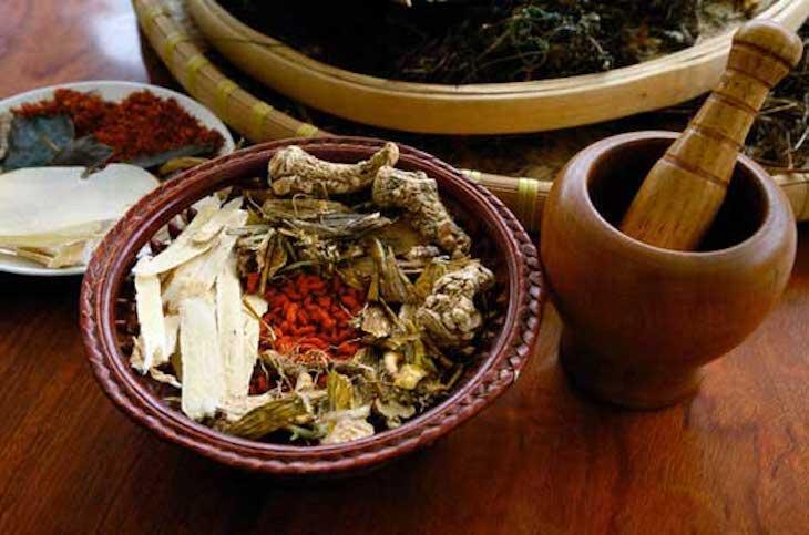 Các bài thuốc Đông y thanh nhiệt, giải độc, tiêu viêm