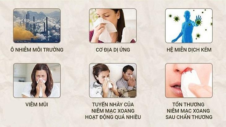 Những nguyên nhân cơ bản này sẽ giúp bạn có hướng phòng tránh, hỗ trợ điều trị hiệu quả