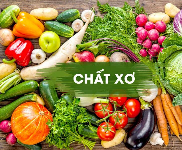 Ăn nhiều thực phẩm chứa chất xơ giúp tăng cường sức đề kháng và chữa mề đay, mẩn ngứa hiệu quả