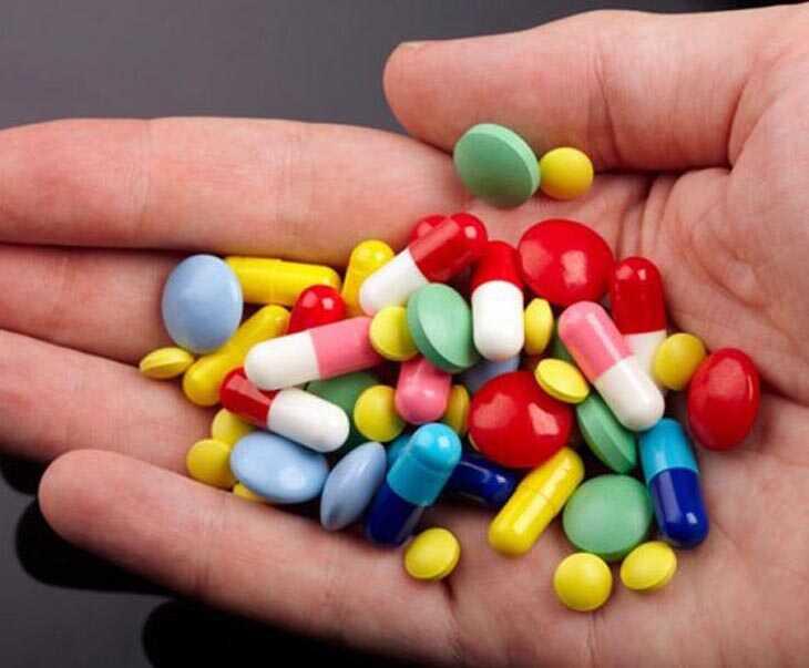 Thuốc Tây y giúp cải thiện triệu chứng bệnh nhanh chóng
