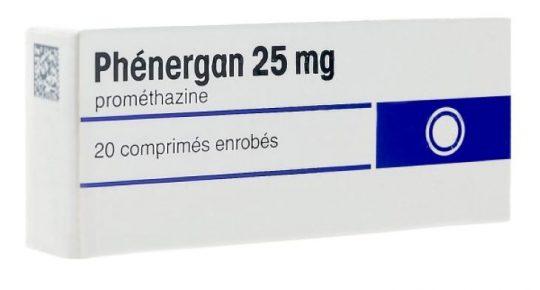Hình ảnh thuốc Phenergan
