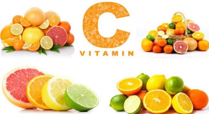 Bổ sung vitamin C giúp phòng ngừa huyết trắng đục sệt