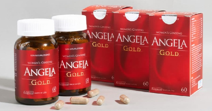 """Sâm Angela Gold giúp chị em """"khỏe bên trong- đẹp bên ngoài"""""""