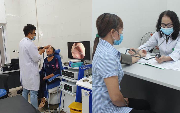Kết hợp Tây y và Đông y trong chẩn đoán và điều trị bệnh tại Quân dân 102