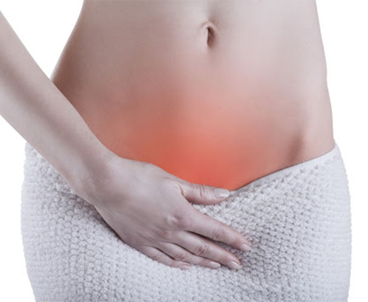 Rong kinh kéo dài có thể gây viêm nhiễm phụ khoa