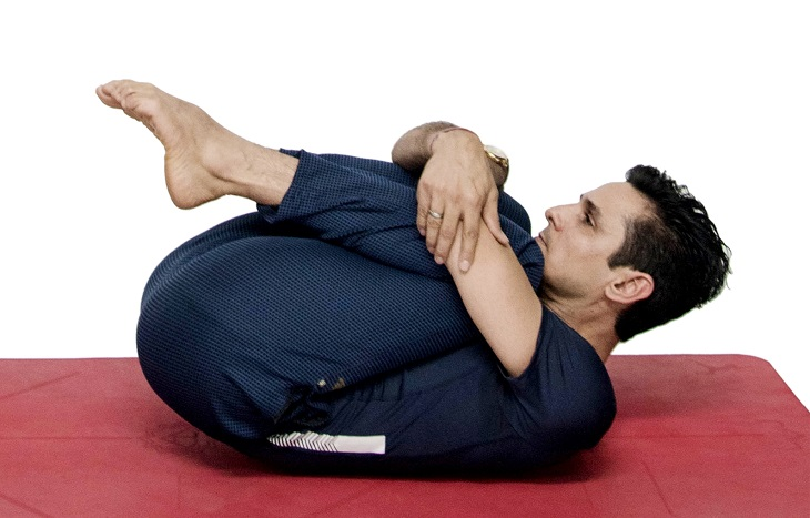 Nam giới có thể tập yoga để tăng cường sinh lý