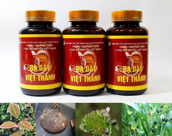 Sản phẩm được bào chế bởi 100% thảo dược tự nhiên