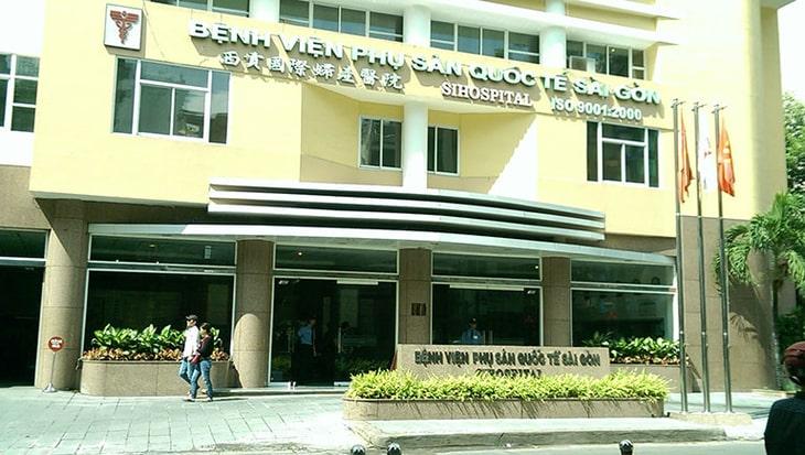 Thông tắc vòi trứng tại các bệnh viện uy tín