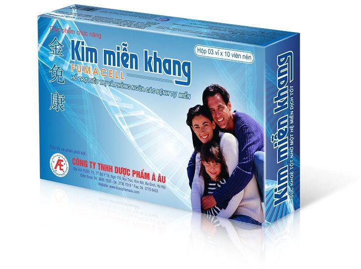 Kim Miễn Khang được xem là khắc tinh của vảy nến
