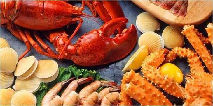 Hải sản là món ăn dễ gây dị ứng