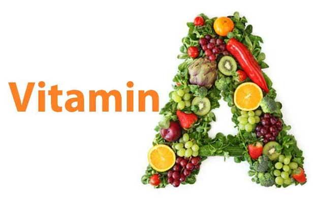 thuc pham giau vitamin a