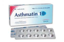 Hình ảnh thuốc Athmatin