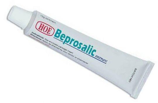 Thuốc Beprosalic được biết đến là loại thuốc bôi thuộc nhóm điều trị bệnh da liễu