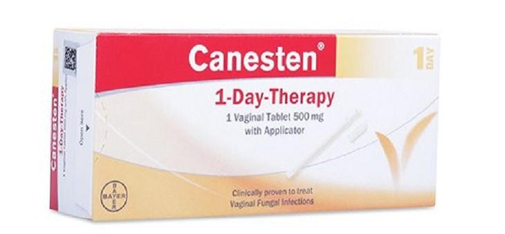 Canesten giúp làm giảm nhanh các triệu chứng ngứa rát do nấm âm đạo gây ra