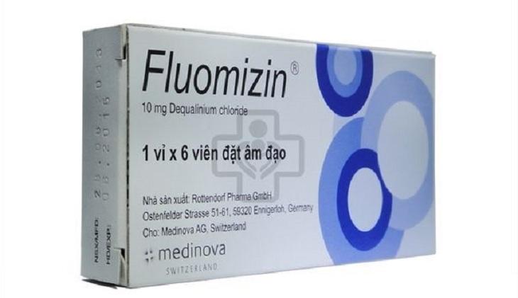 Thuốc đặt âm đạo trị nấm Fluomizin giúp giảm nhanh các triệu chứng khó chịu tại vùng kín