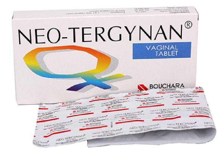 Neo tergynan là thuốc đặt âm đạo trị nấm hiệu quả