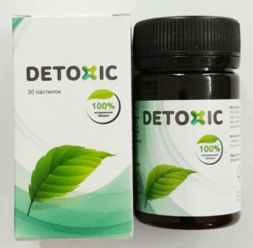 Hình ảnh thuốc Detoxic