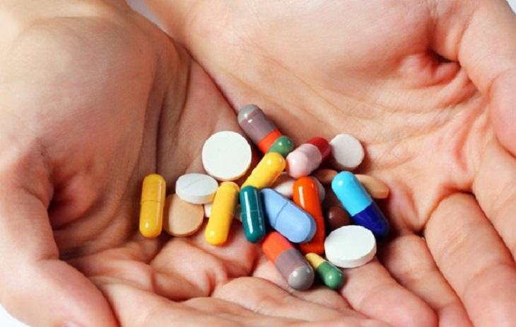 Thuốc kháng hitamin giúp giảm viêm da cơ địa khi mang thai hiệu quả
