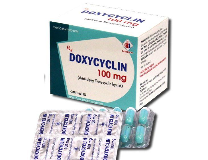Doxycyclin mang lại hiệu quả nhanh trong điều trị viêm vùng chậu do Chalmydia
