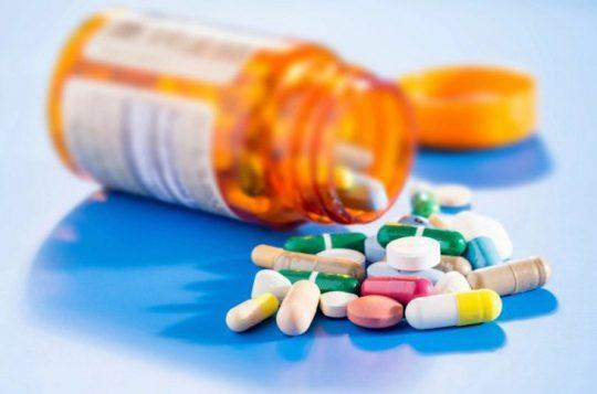 Thuốc điều trị viêm vùng chậu