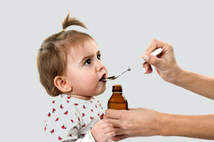 Thuốc Loratadin dạng siro thích hợp dùng cho trẻ nhỏ
