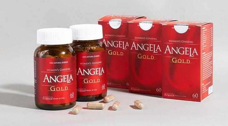 Sâm Angela là thuốc tiền mãn kinh của mỹ được phụ nữ Việt Nam tin tưởng
