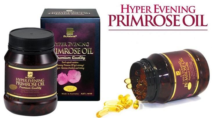 Thuốc tiền mãn kinh của Úc Hyper Evening Primrose Oil Dr Natural