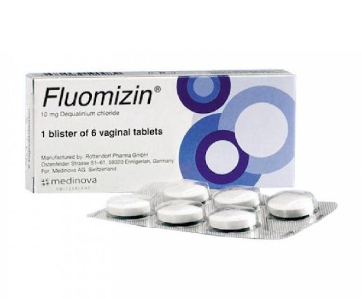 Fluomizin - Thuốc trị nấm candida tái phát nhiều lần