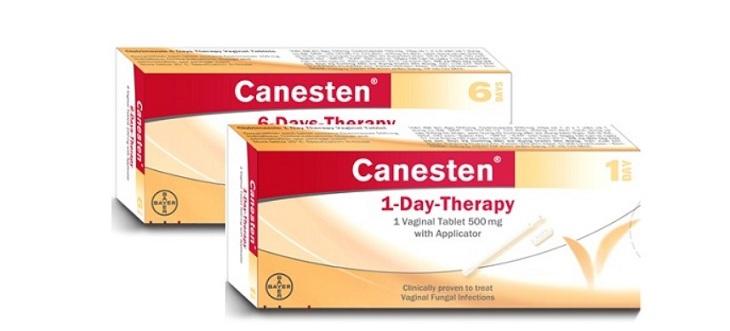 Canesten là thuốc trị nấm candida cho bà bầu hiệu quả