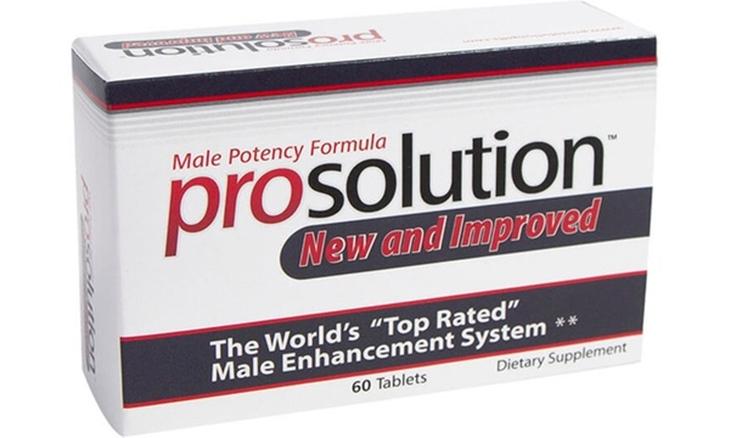 Thuốc trị rối loạn cương dương Prosolution