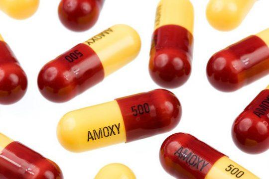 Amoxicillin - kháng sinh trị viêm amidan dứt điểm