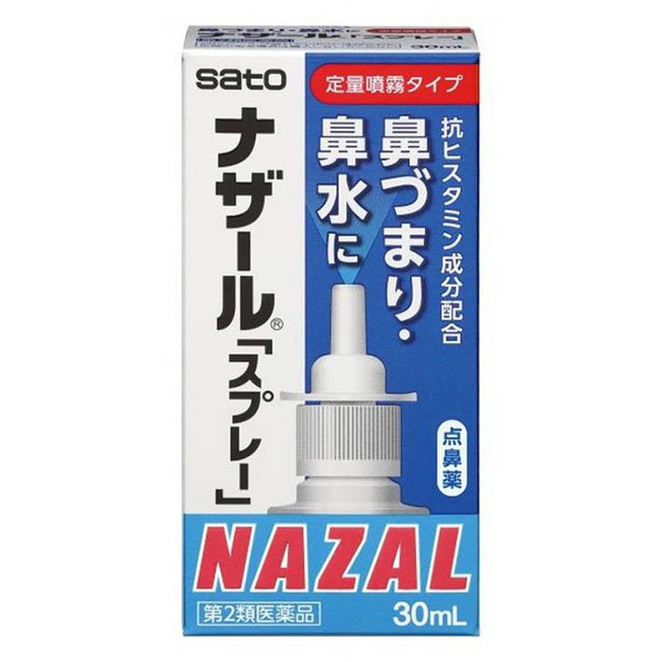 Điều trị viêm mũi dị ứng với thuốc xịt Nazal