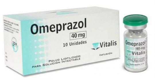 Hình ảnh thuốc Omeprazol.