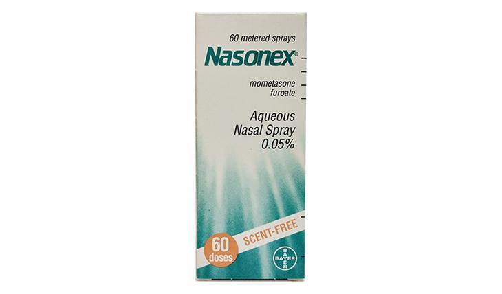 Thuốc xịt viêm mũi dị ứng Nasonex