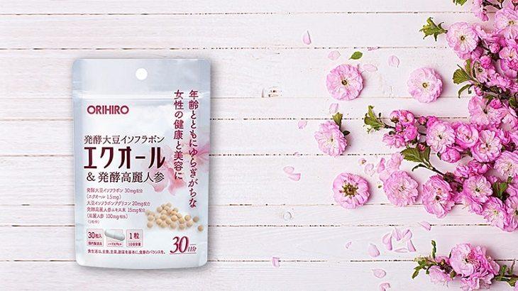 Viên uống Equol Orihiro của Nhật được nhiều chị em Việt tin tưởng
