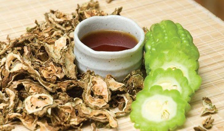 Dùng trà khổ qua rừng thường xuyên sẽ giúp thải độc, làm mát gan hiệu quả