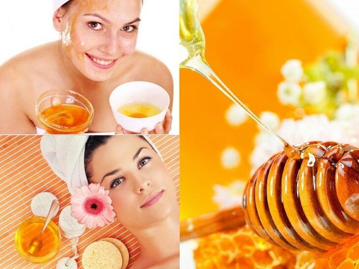 Trị mụn ẩn bằng mật ong nguyên chất