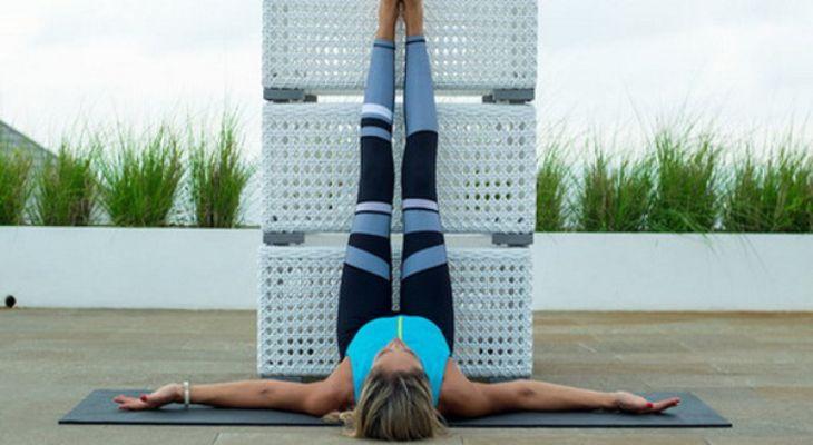 Tư thế yoga chữa lạc nội mạc tử cung giúp điều hòa nhịp thở
