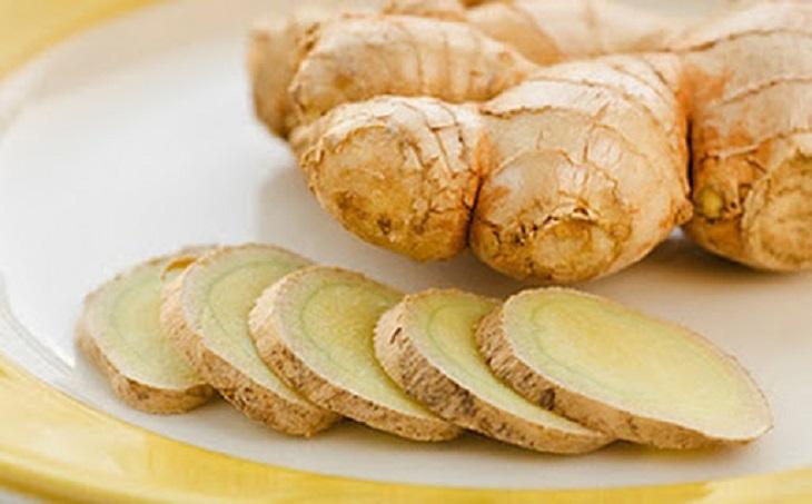 Củ gừng là một loại thảo dược quý giúp chữa bệnh dạ dày hiệu quả