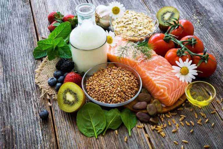 Chế độ ăn lành mạnh vô cùng quan trọng với người mắc bệnh này