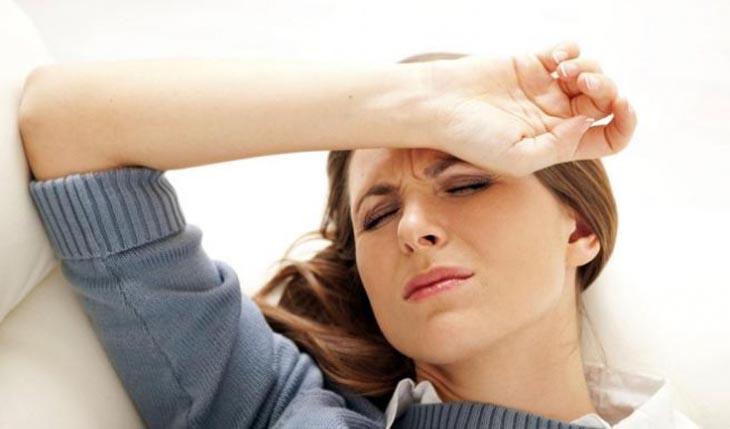 Nếu không điều trị đúng cách người bệnh rất dễ bị trầm cảm do suy nghĩ tiêu cực