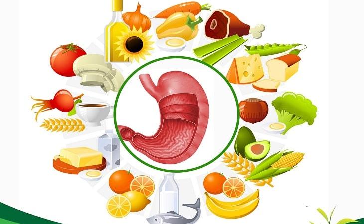 viêm loét dạ dày tá tràng nên ăn gì tốt cho sức khỏe?
