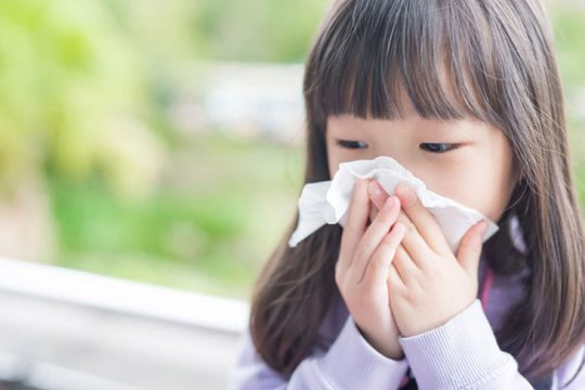 Bệnh viêm mũi dị ứng có lây không?