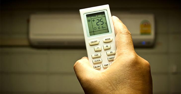 Điều chỉnh nhiệt độ điều hòa phù hợp