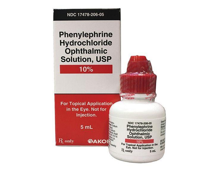 Phenylephrine là giải đáp cho thắc mắc viêm mũi dị ứng uống thuốc gì hiệu quả