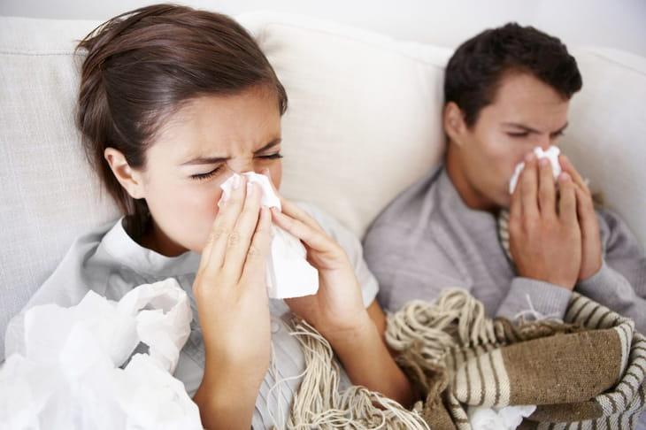 Viêm mũi xoang xuất tiết có thể xảy ra ở mọi người