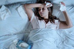 Viêm xoang gây mất ngủ